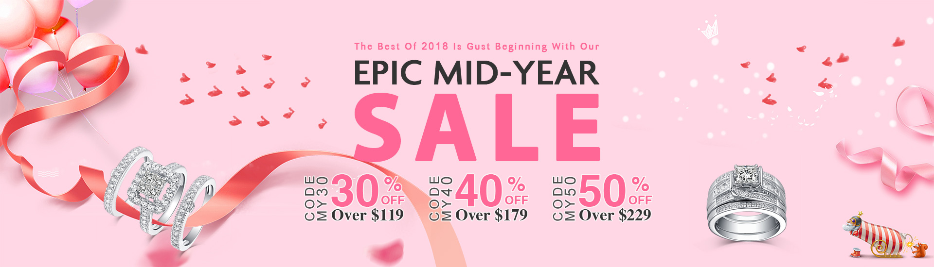 Mid-Year Specials Sale